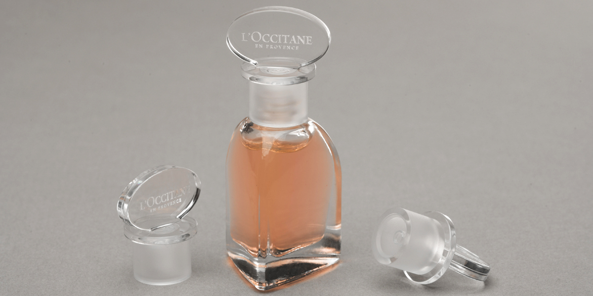 New perfume L'Occitane